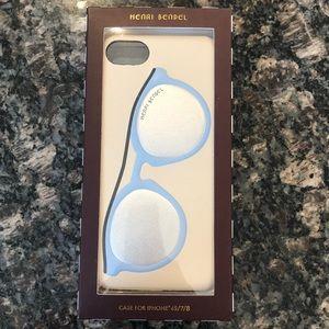Henri Bendel iPhone case- NWT